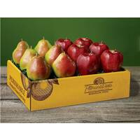 6 each Large Comice Pears, Plus Red Mountain Apples