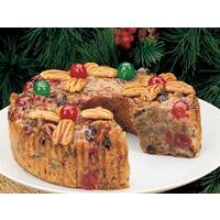 20 oz. - Fruit Cake Sliced Indiv. Wrapped
