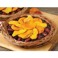 Peaches & Plums Dried Fruit Tray