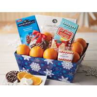 Snowflake Snack Box