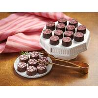 Valentine Milk & Dark Chocolate Truffles