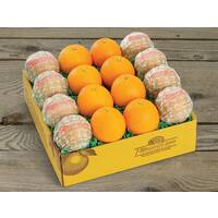 Citrus Supply Club 1/4 Bushel Oranges