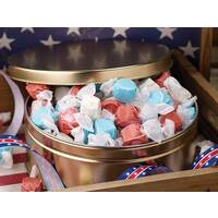 Red, White & Blue Taffy